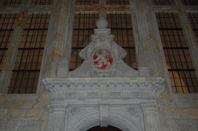 Окна Владиславского зала (Vladislavský sál)