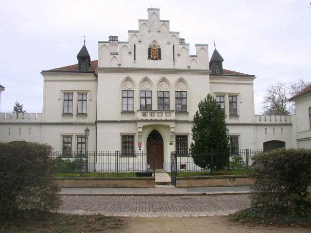 Вышеград (Vyšehrad).