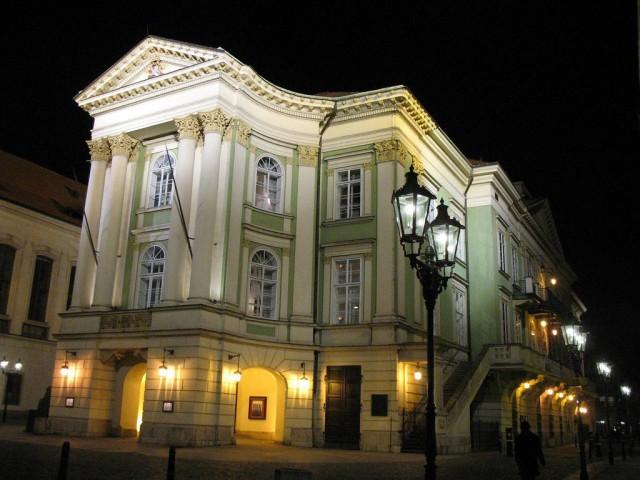 Сословный театр (Stavovské divadlo)