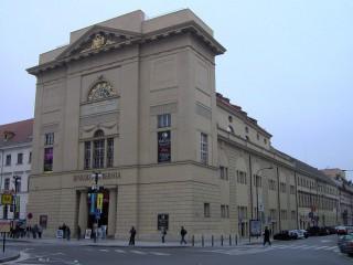 Архитектура Праги. Период с 1780 г. до начала XIX в. Классицизм. Ампир.