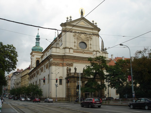 Церковь Святого Игнатия из Лойолы (Kostel svatého Ignáce z Loyoly)