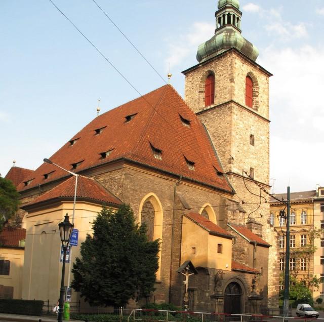 Костёл Святого Генриха (Kostel svatého Jindřicha a svaté Kunhuty)