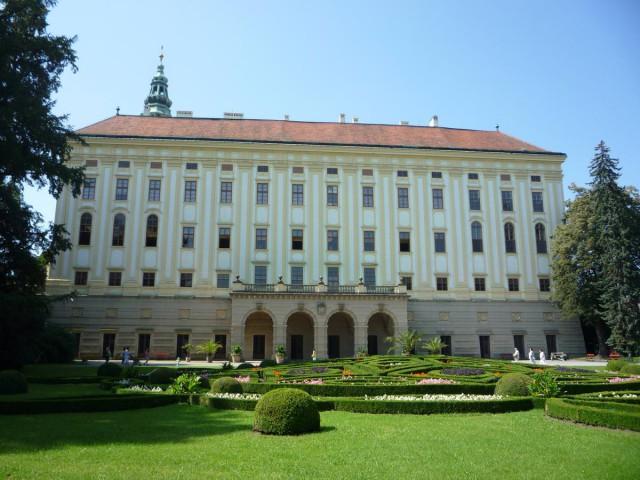 Замок Кромержиж (Zámek Kroměříž)