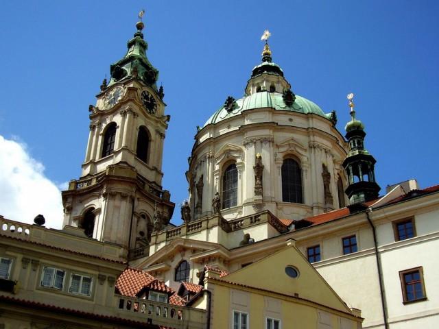 Церковь Святого Николая (Kostel svatého Mikuláše)