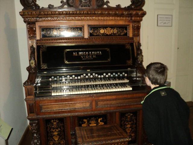 Чешский музей музыки (České muzeum hudby) -