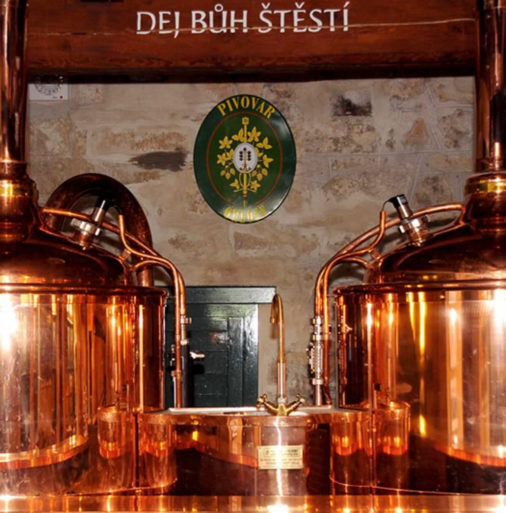 """Пивоварня  """"U Orloje"""""""