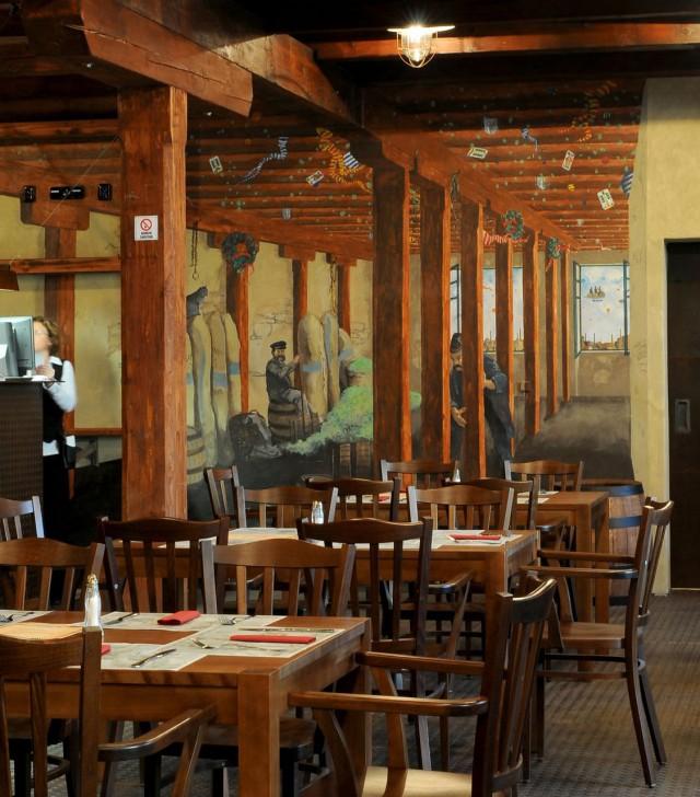 Ресторан «У Орлоя»