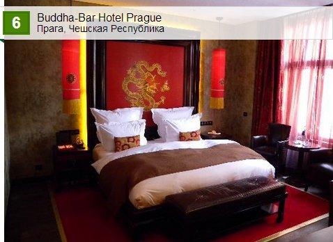Buddha-Bar Hotel Prague