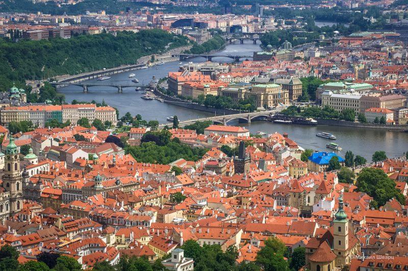 Прага на третий день