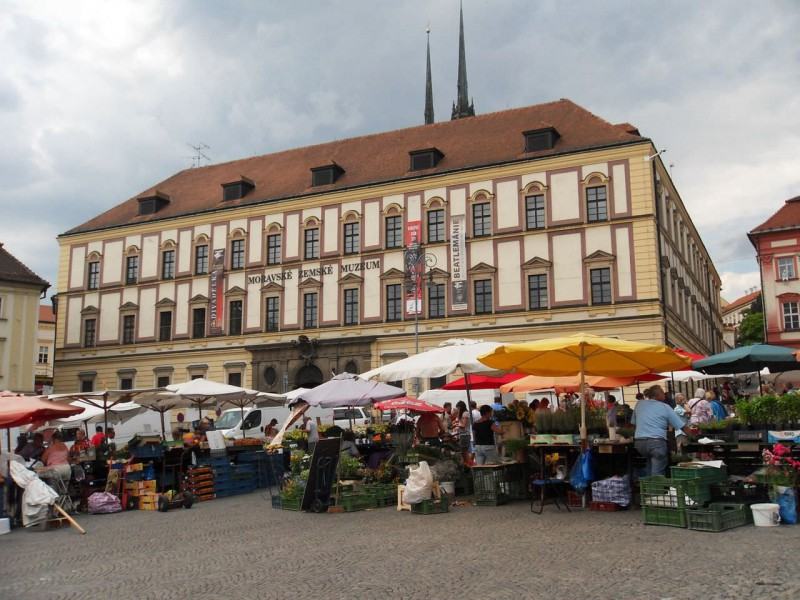 Дитрихштайнский дворец