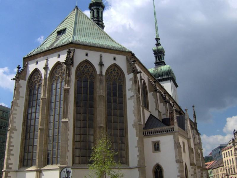Костел Святого Якуба (Kostel svatého Jakuba)