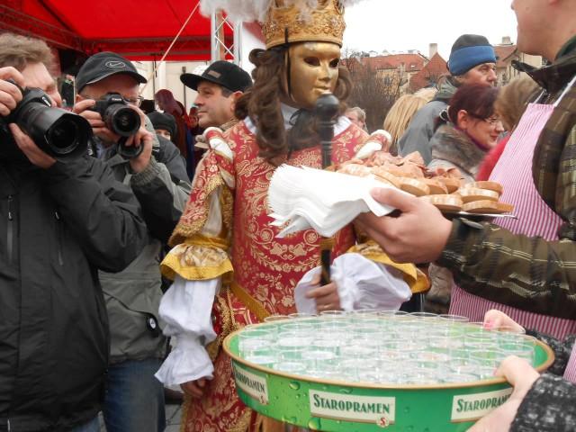 На Carnevale Praha
