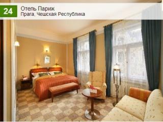 25 лучших отелей Праги