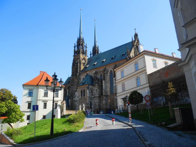 Собор Святых Петра и Павла в городе Брно