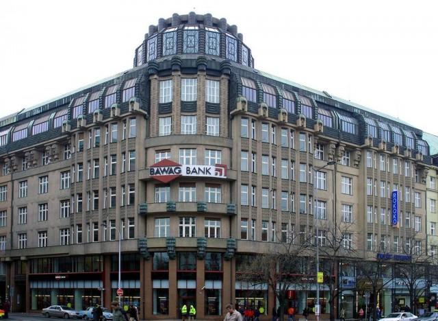 Дом № 717 на Вацлавской площади (Václavské náměstí)