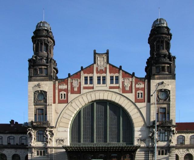 Главный вокзал (Hlavní Nádraží)