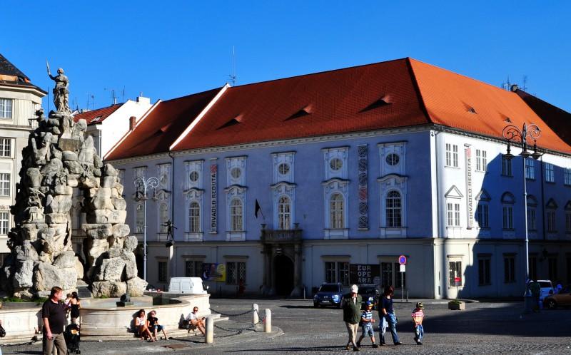 Театр «Редута» - старейший театр в Моравии