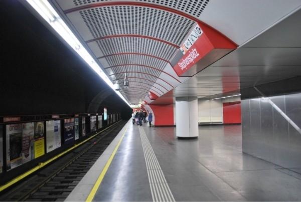 Вена, метро