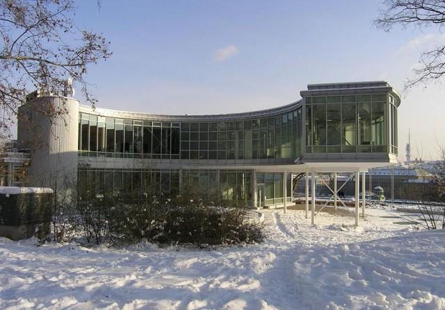 Выставочный павильон Чехословакии