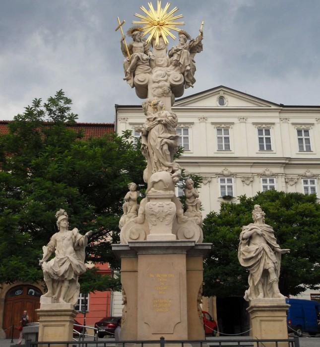 Колонна Пресвятой Троицы