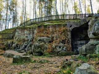 Браунов Бетлем – природный парк-галерея – вершина искусства барокко в Чехии