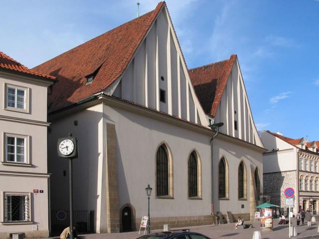 Вифлеемская часовня (Betlémská kaple) в Праге