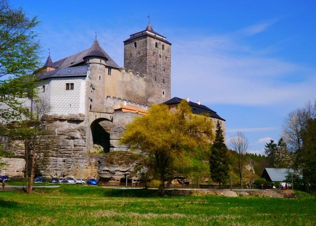 Крепость Кост (Hrad Kost)