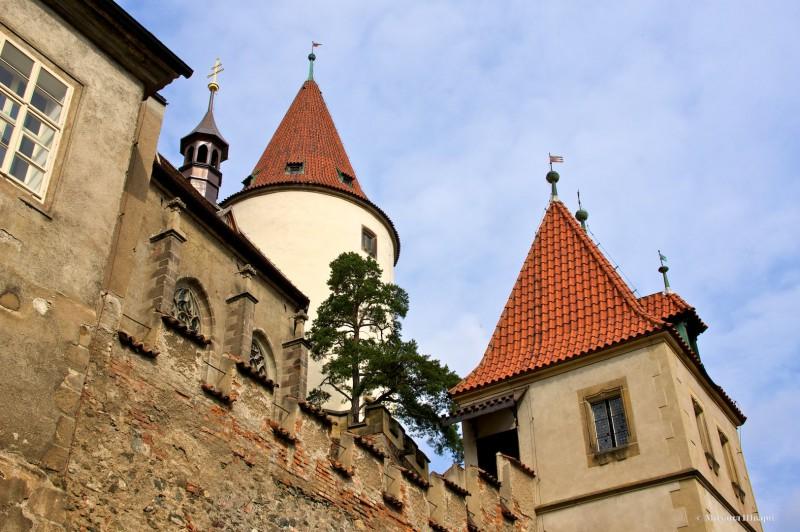 Бывшая резиденция чешских королей