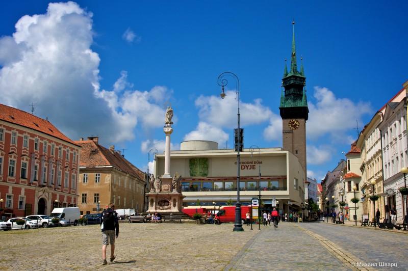Башня ратуши (Znojemská radniční věž)