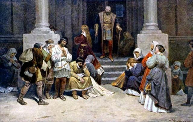 Известие о смерти Яна Гуса в Праге