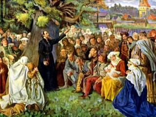 Ян Гус – проповедник-реформатор, национальный герой Чехии