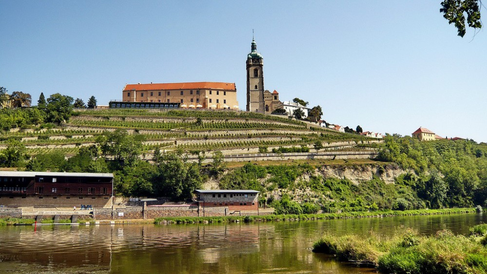Замок Мельник (Zámek Mělník)