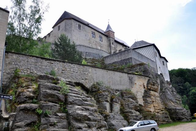 Неприступная крепость Кост