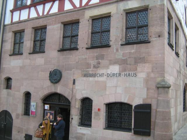 Дом-музей Альбрехта Дюрера