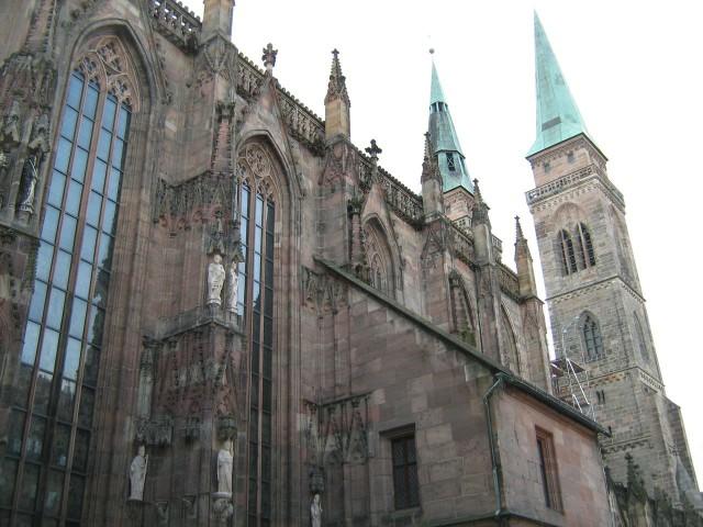 Церковь Св. Себальда