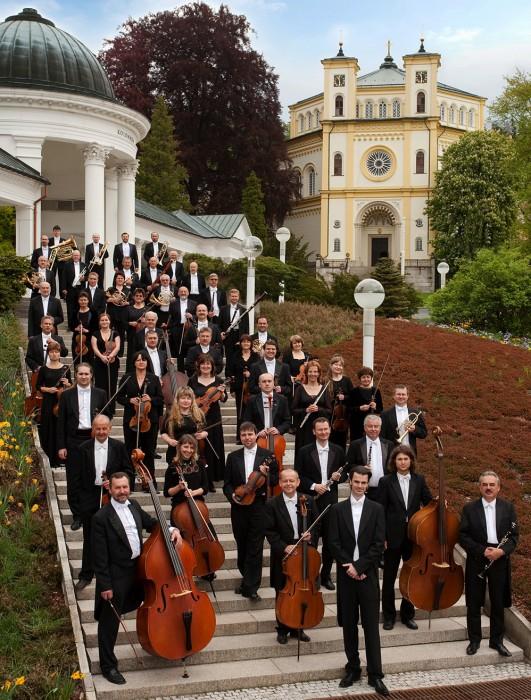 Западночешский симфонический оркестр Марианских Лазней