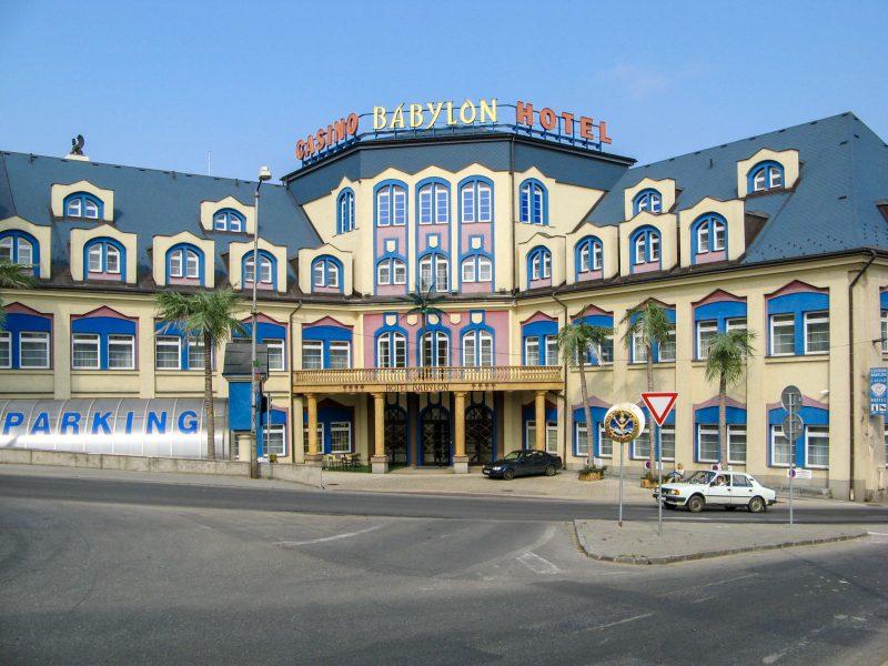 Развлекательный центр «Вавилон» (Centrum Babylon)