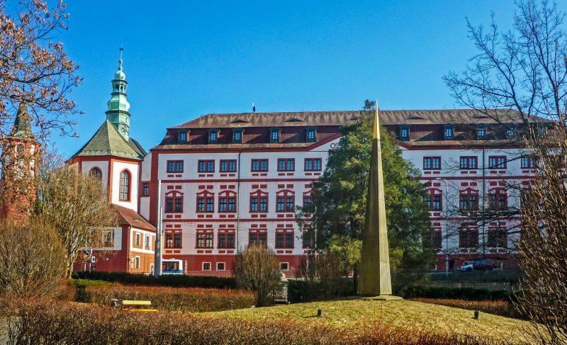 Либерецкий замок (Liberecký zámek)