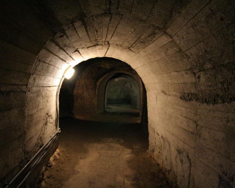 Зноемские подземелья (Znojemské podzemí)