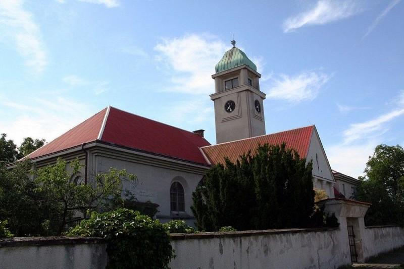 Костёл чешских братьев ( kostel Českobratrské)