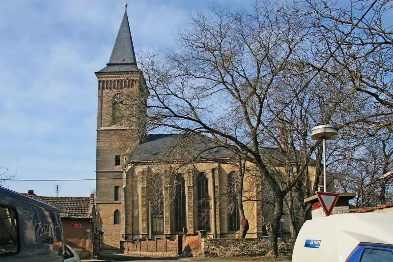 Церковь Матери Божьей на Намнети