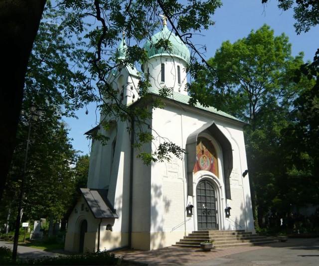 Успенская церковь (Chrám Zesnutí přesvaté Bohorodice)