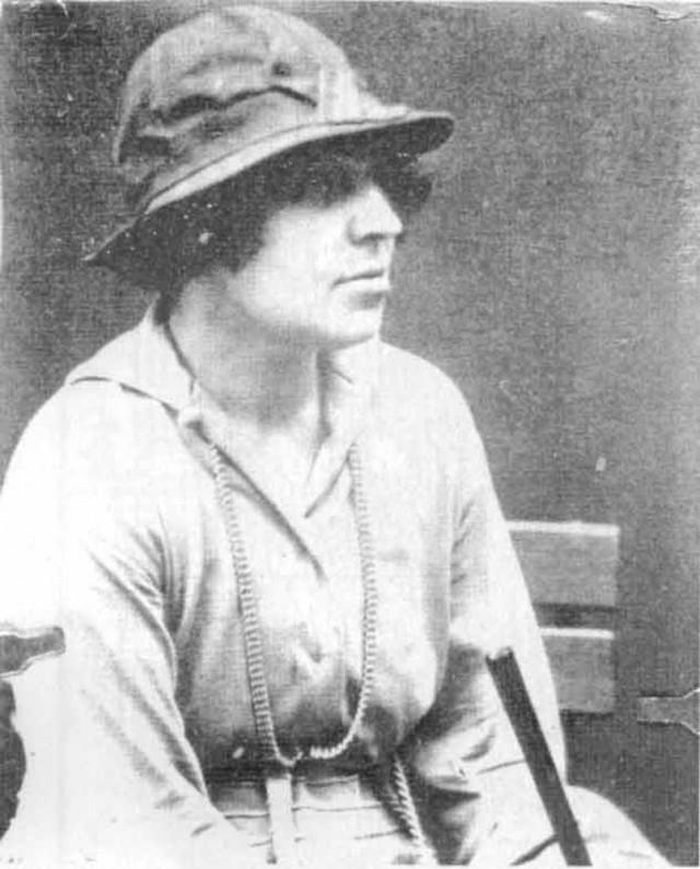 Марина Цветаева, 1922 г.