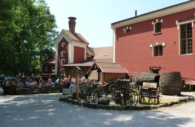 Старая замковая пивоварня