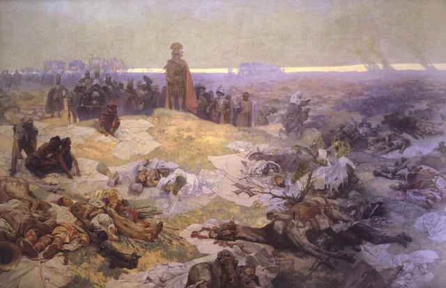 «После Грюнвальдской битвы»