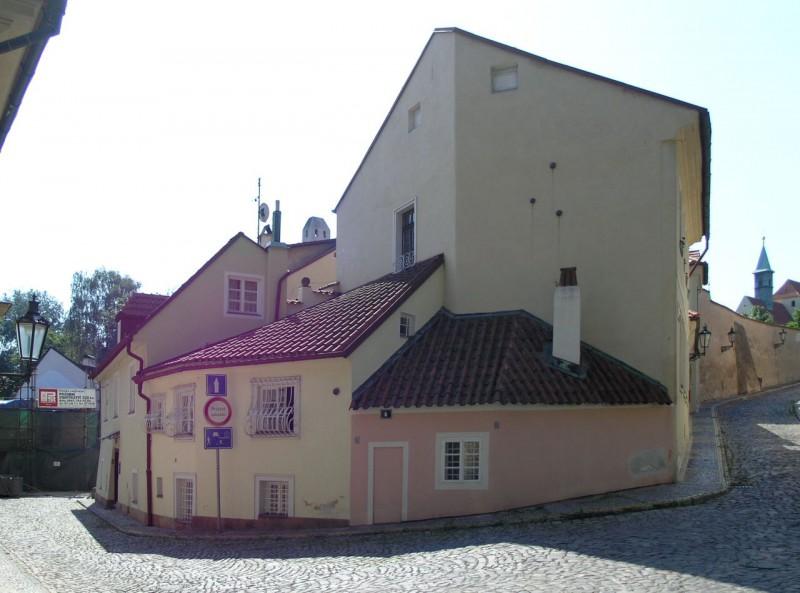 Самый маленький дом на улице Новый Свет