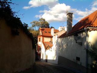 Новый Свет – романтичная улица с «золотыми» домами