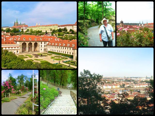 Экскурсия Сады Праги