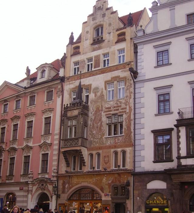 Шторхов дом (Štorchův dům)