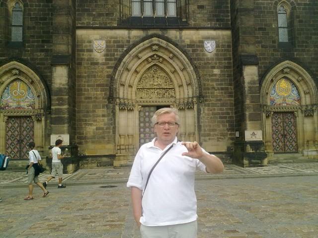 Костёлы Праги